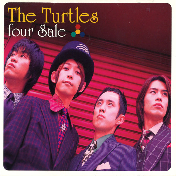 The Turtles|four Sale