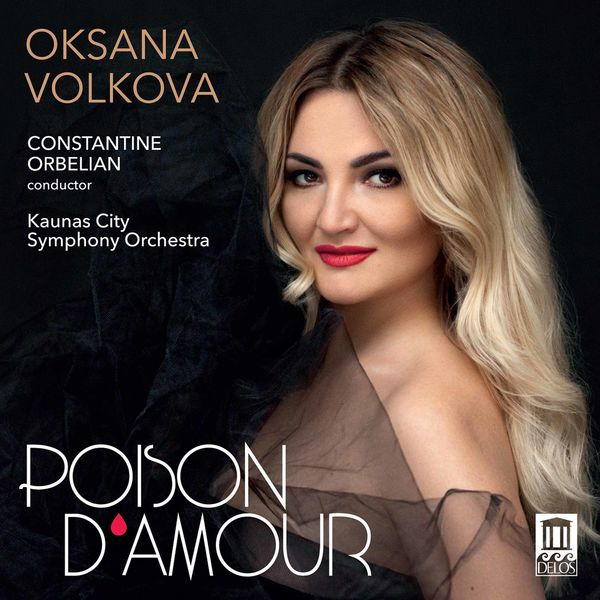 Album Poison d'amour Oksana Volkova | Qobuz: download e streaming in alta  qualità