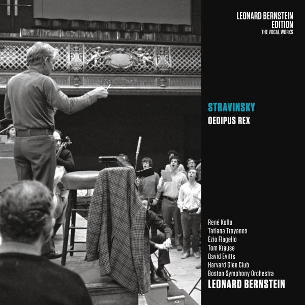Leonard Bernstein - Stravinsky: Oedipus Rex
