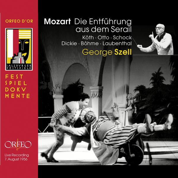 Wiener Philharmonic Orchestra - Mozart: Die Entführung aus dem Serail, K. 384