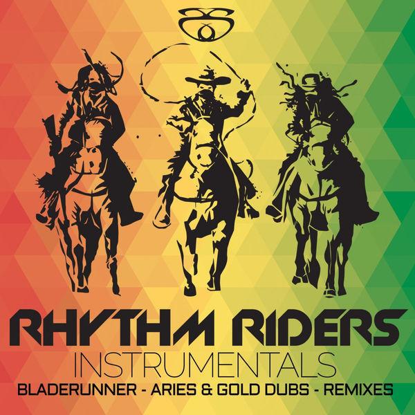 Rhythm Riders - Rhythm Riders: Instrumentals, Pt. 1