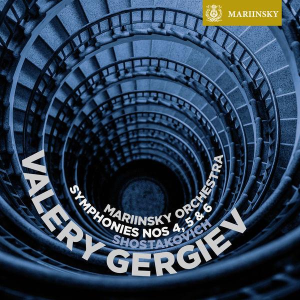 Valery Gergiev - Shostakovich: Symphonies Nos. 4, 5 & 6