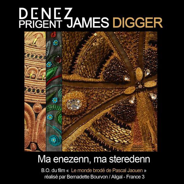Denez Prigent - Ma Enezenn Ma Steredenn (feat. Pascal Jaouen & Bernadette Bourvon)