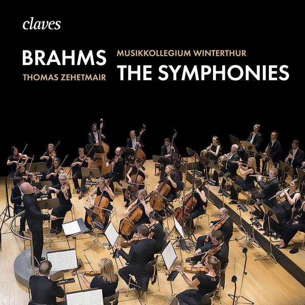 Thomas Zehetmair - Brahms: The Symphonies