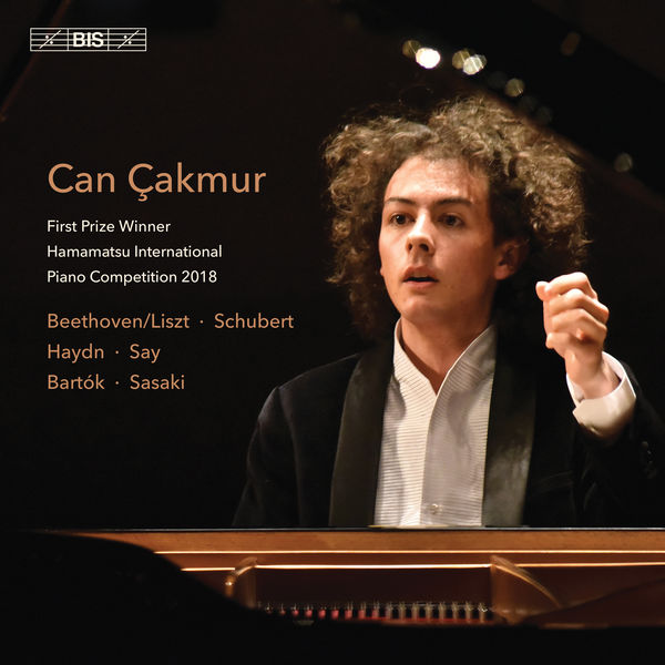 Can Çakmur - Beethoven, Schubert, Haydn & Others: Piano Works
