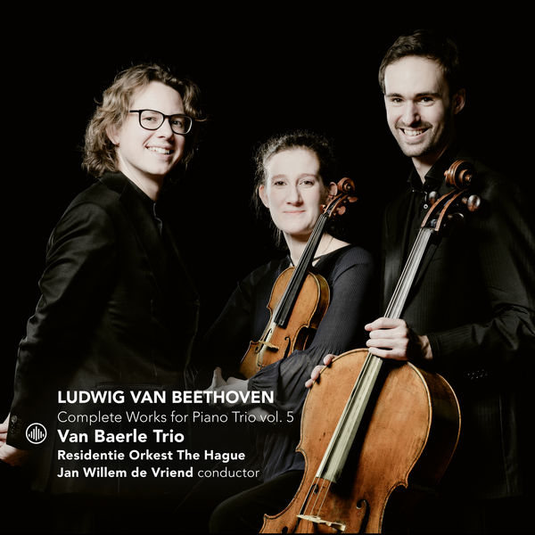 Van Baerle Trio - Complete Works for Piano Trio Vol. 5