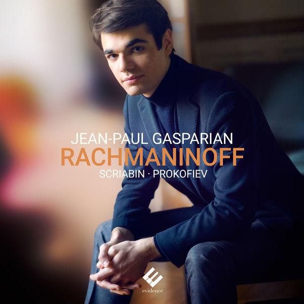 Jean-Paul Gasparian - Rachmaninoff: Études-tableaux (& Scriabin, Prokofiev)