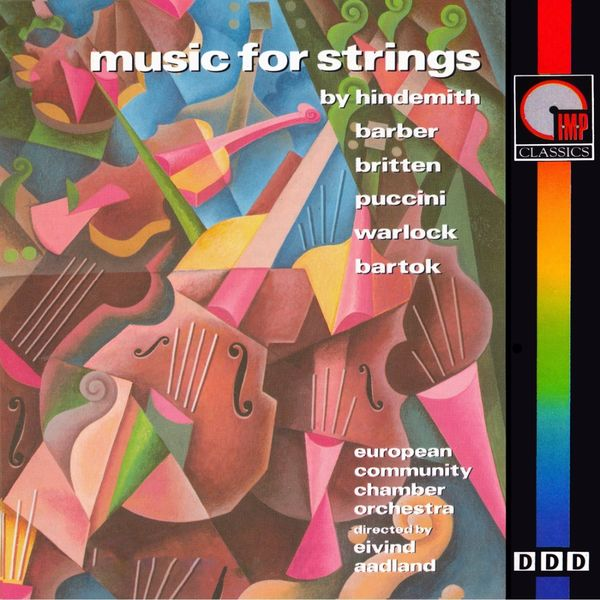 Eivind Aadland - Music for Strings