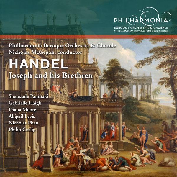 Nicholas McGegan - Handel : Joseph and His Brethren, HWV 59