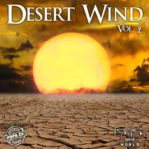Papa DJ - Desert Wind, Vol. 2