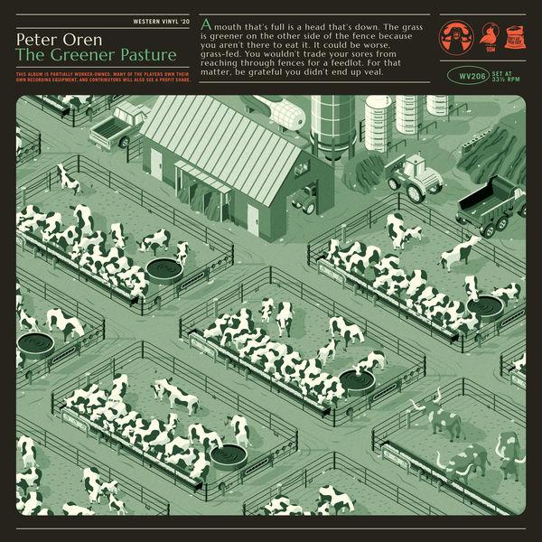 Peter Oren - The Greener Pasture