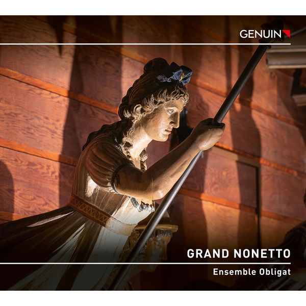 Ensemble Obligat Hamburg|Brahms: Serenade No. 1 in D Major, Op. 11 - Spohr: Nonet in F Major, Op. 31