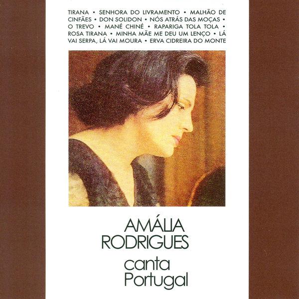 Amália Rodrigues - Amália Rodrigues canta Portugal