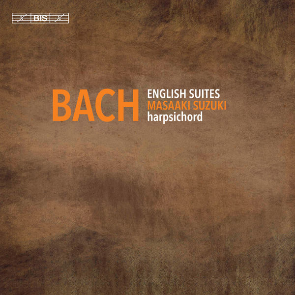 Album J  S  Bach: English Suites , Johann Sebastian Bach by