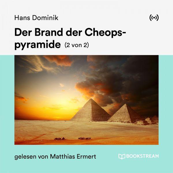 Bookstream Hörbücher - Der Brand der Cheopspyramide (2 von 2)