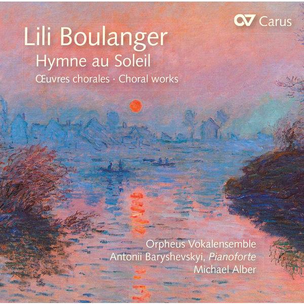 Hymne au soleil : oeuvres chorales