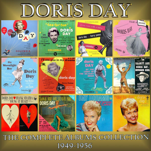 Doris Day|The Complete Albums Collection 1949-1956