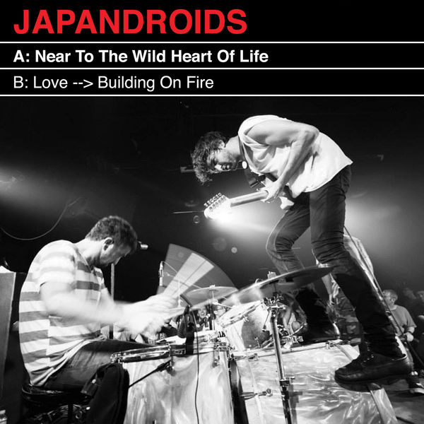 Japandroids|Near To The Wild Heart Of Life