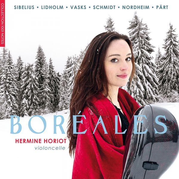 Hermine Horiot - Boréales