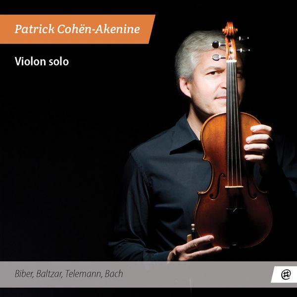 Patrick Cöhen-Akenine - Violon solo
