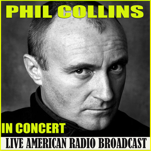 Phil Collins - In Concert