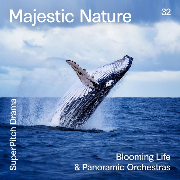 Matteo Locasciulli, Victor Galey, Lucas Napoleone - Majestic Nature (Blooming Life & Panoramic Orchestras)