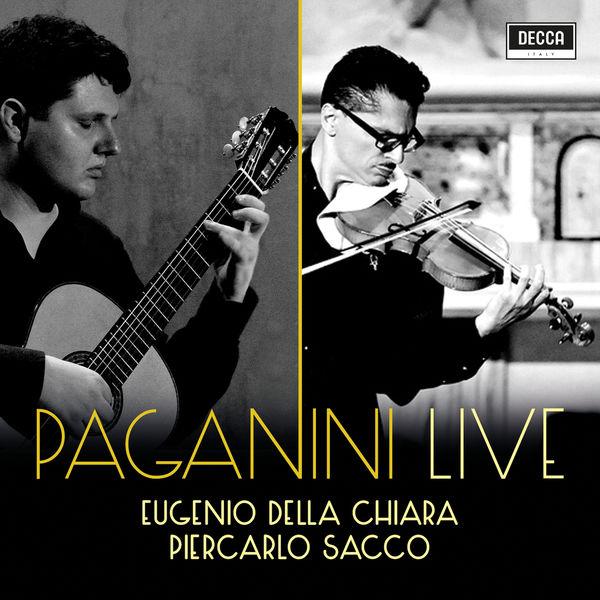 Eugenio Della Chiara - Paganini Live