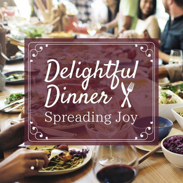Eximo Blue - Delightful Dinner ~ Spreading Joy