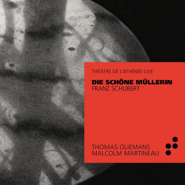 Thomas Oliemans - Schubert: Die schöne Müllerin (Live)