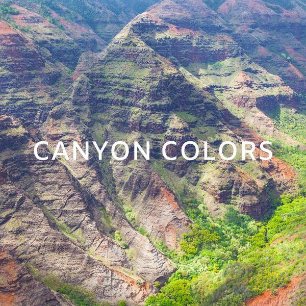 Libra Cuba - Canyon Colors