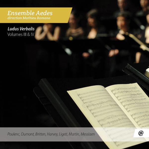 Mathieu Romano - Ludus Verbalis Vol. 3 & 4