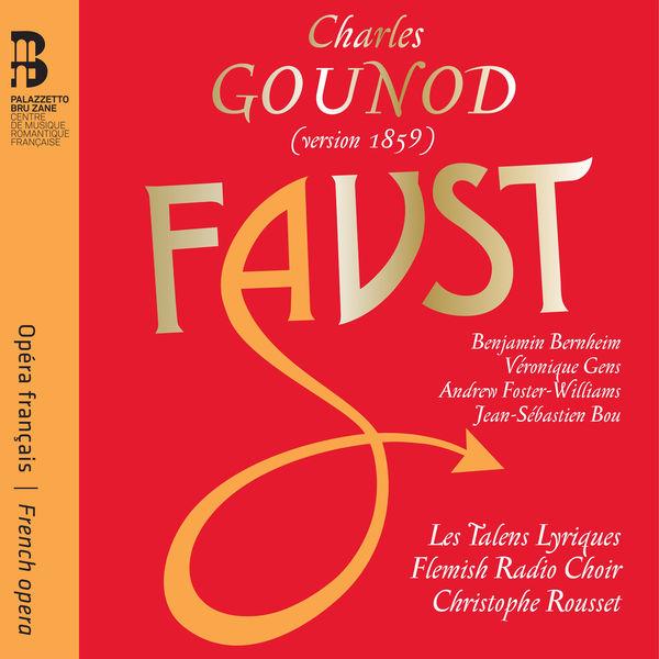 Christophe Rousset - Gounod: Faust