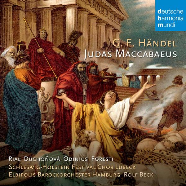 Rolf Beck - Händel : Judas Maccabaeus, HWV 63