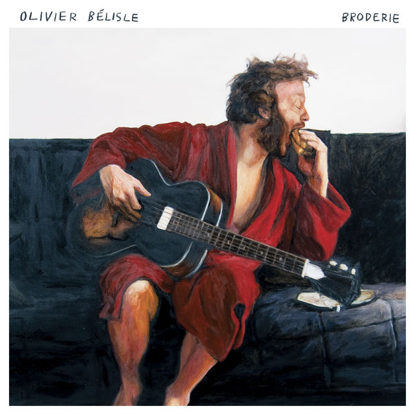 Olivier Bélisle - Broderie