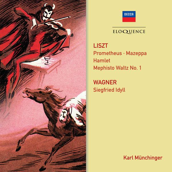 Karl Münchinger - Liszt : Symphonic Poems - Wagner : Siegfried Idyll