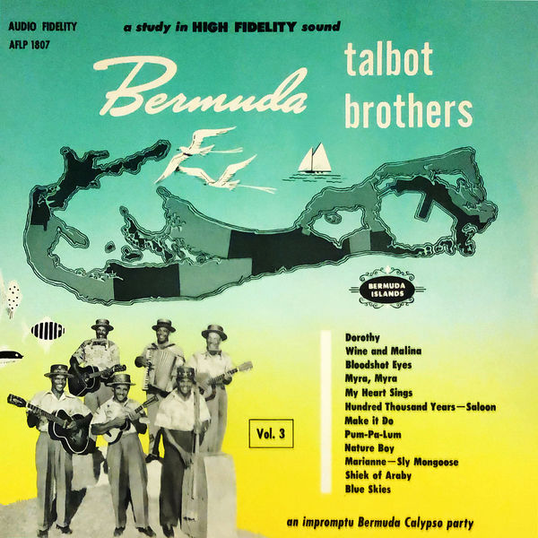 The Talbot Brothers - Bermuda Calypso Party, Vol. 3