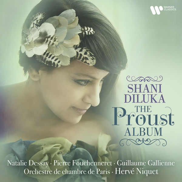 Shani Diluka|The Proust Album - Debussy: Rêverie