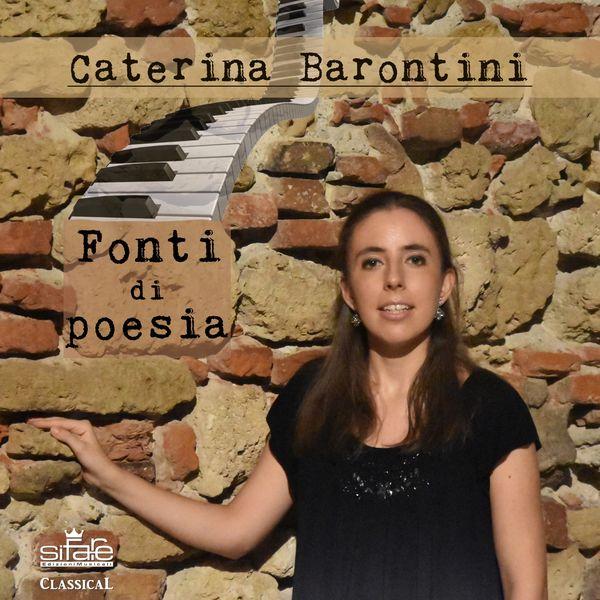 Caterina Barontini - Fonti di poesia