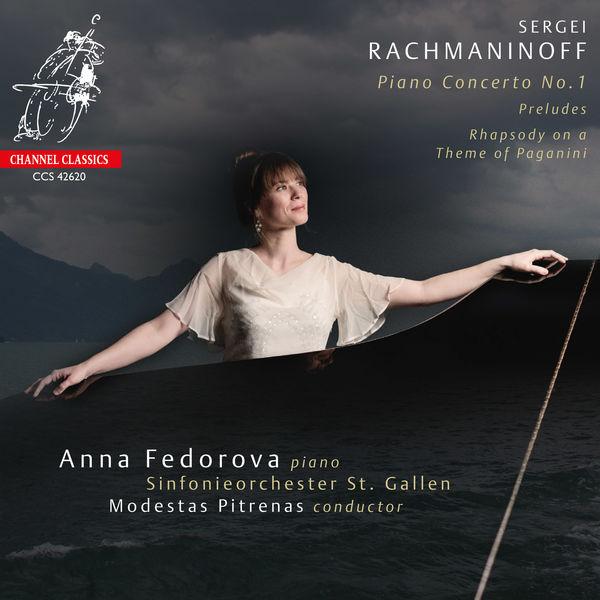 Anna Fedorova - Anna Fedorova: Rachmaninoff Piano Concerto No. 1