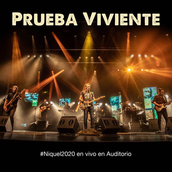 Niquel - Prueba Viviente (En Vivo)