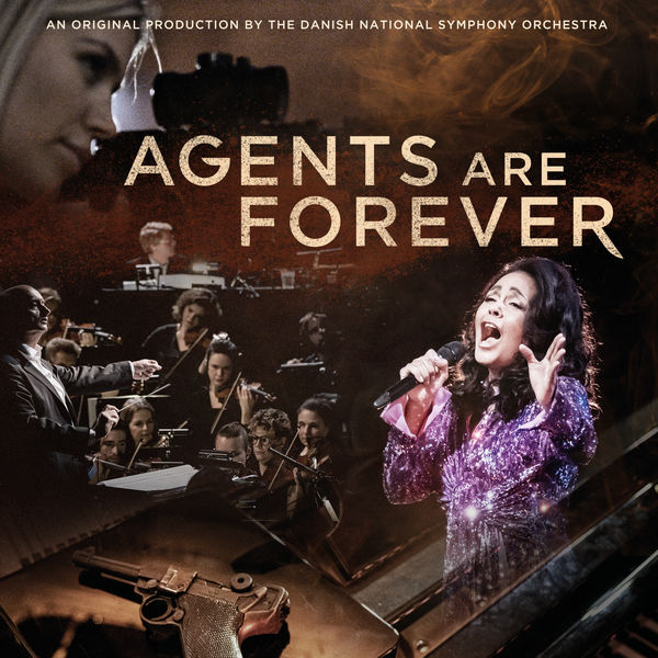 Danish National Symphony Orchestra - Agents are Forever