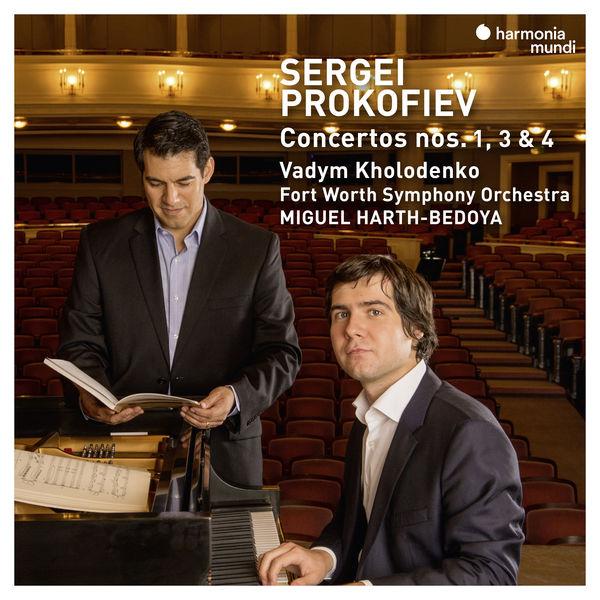 Vadym Kholodenko - Prokofiev: Piano Concertos No. 1, 3 & 4