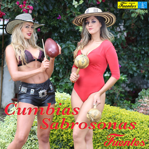 Various Artists - Cumbias Sabrosonas Fuentes