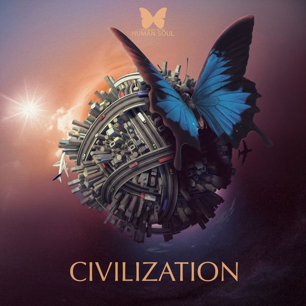 The Library Of The Human Soul & Vienna Session Orchestra - Civilization
