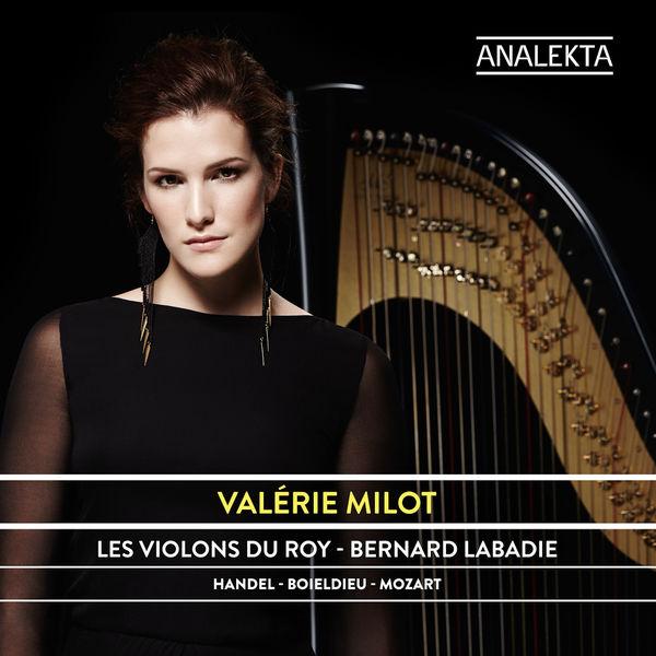 Wolfgang Amadeus Mozart - Harp Concertos: Mozart - Handel - Boieldieu