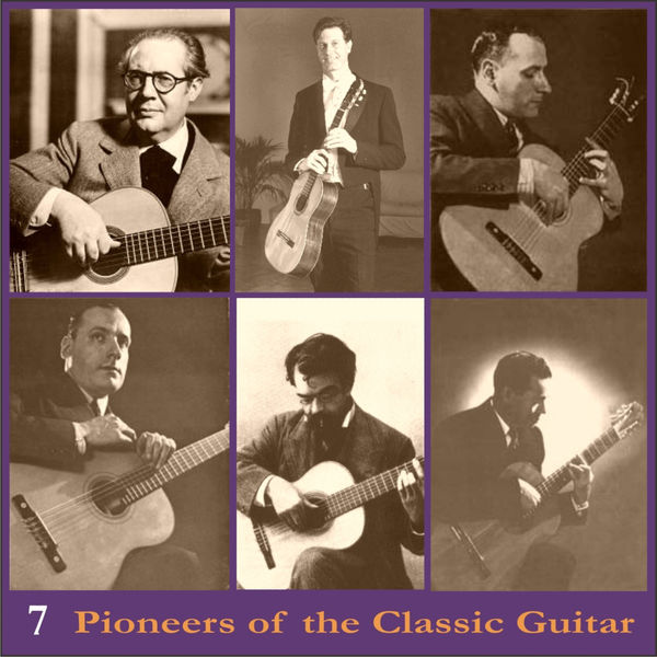 Maria Luisa Anido - Pioneers of the Classic Guitar, Volume 7 - Recordings 1930-1956