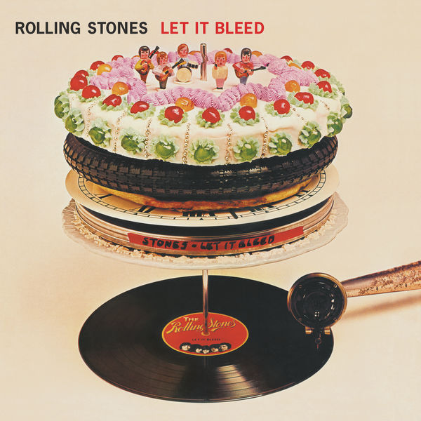 The Rolling Stones - Let It Bleed (50th Anniversary Edition. Remastered 2019)