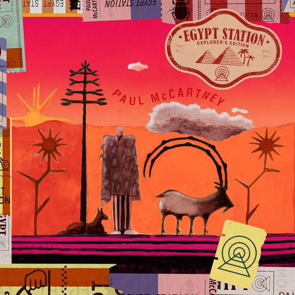 Paul McCartney - Egypt Station (Deluxe edition)