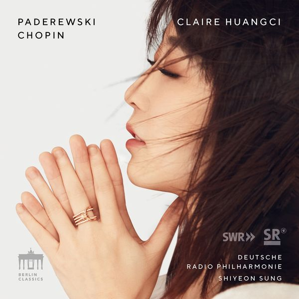 Claire Huangci - Paderewski and Chopin: Piano Concertos