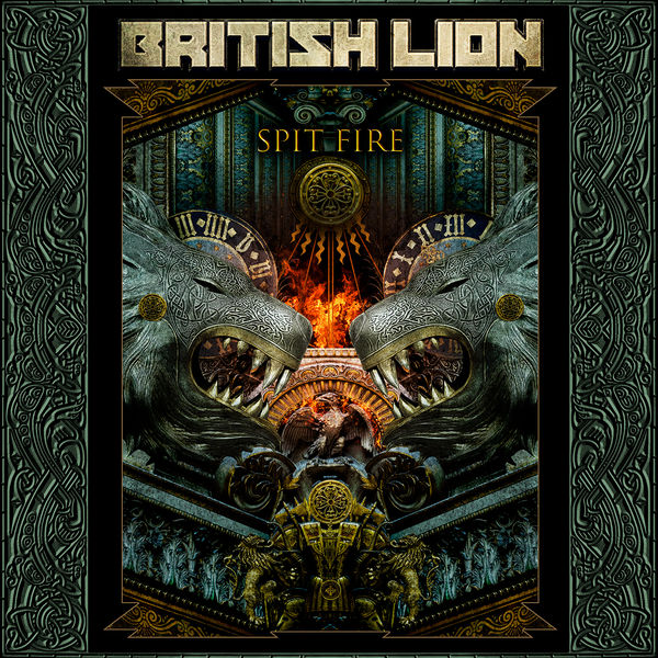 British Lion - Spit Fire